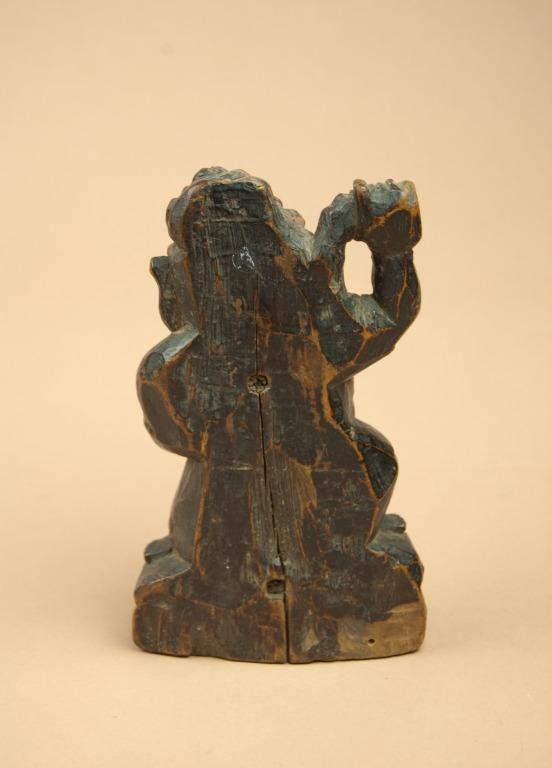 Religious Figure / Vajrapani card