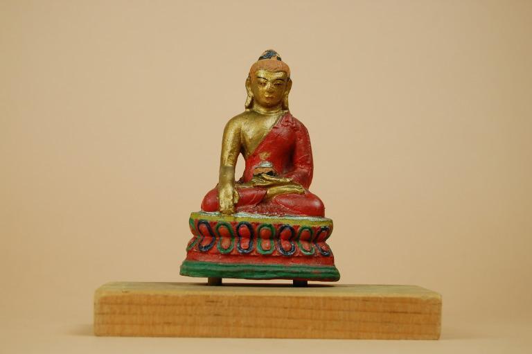 Religious Figure / Historical Buddha card