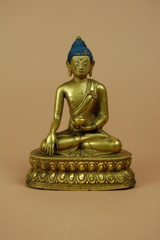 Religious Figure / Buddha card