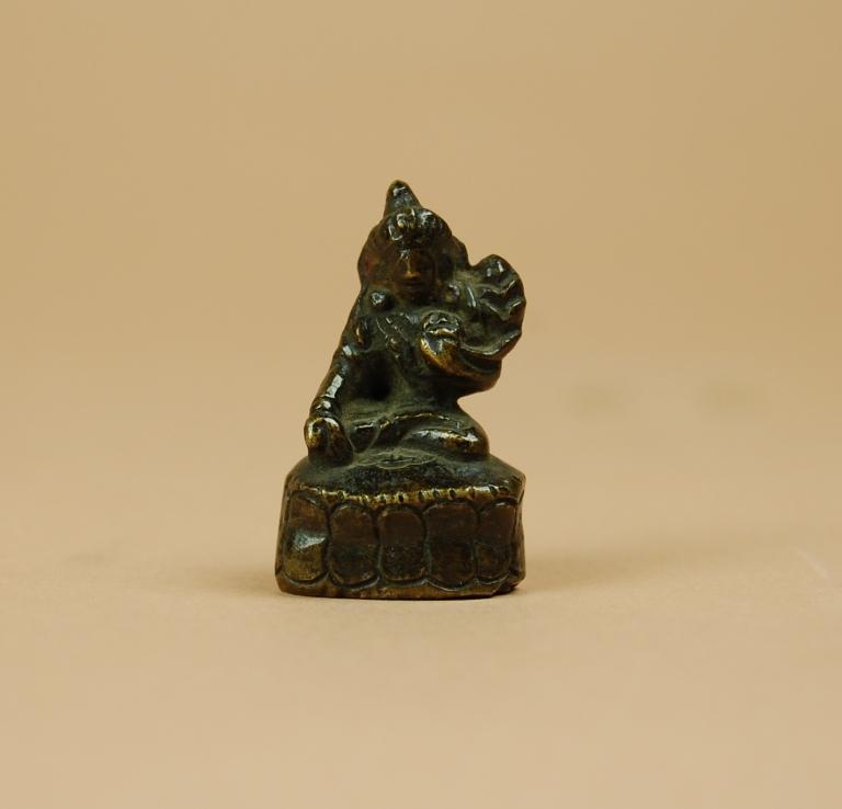 Religious Figure / White Tara card