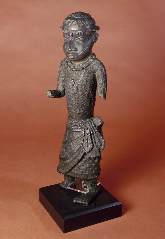 Commemorative Altar Figure card