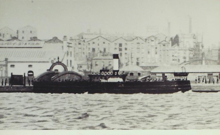 Photograph of Wallasey card