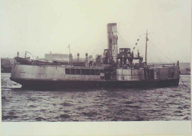 Photograph of Iris, Borough of Wallasey card