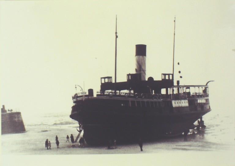 Photograph of Wallasey, Borough of Wallasey card