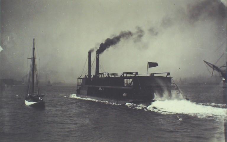 Photograph of Seabra card