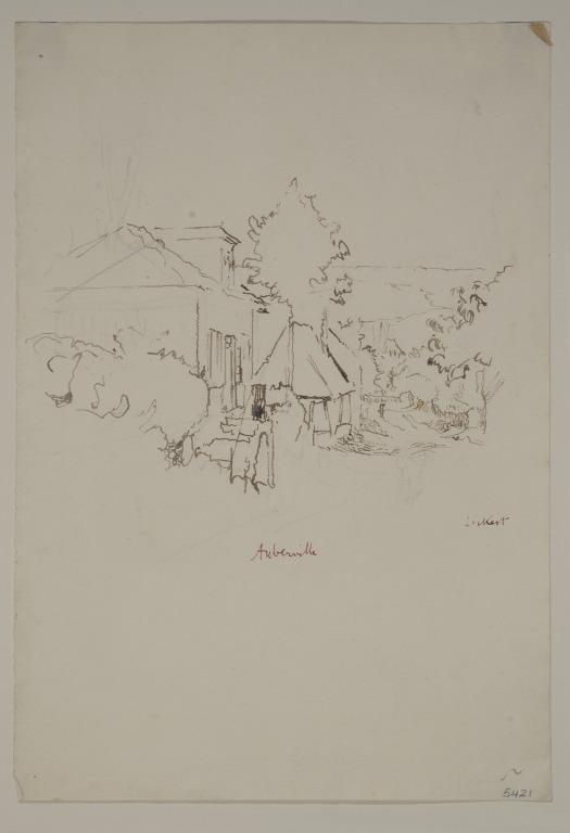 Auberville card