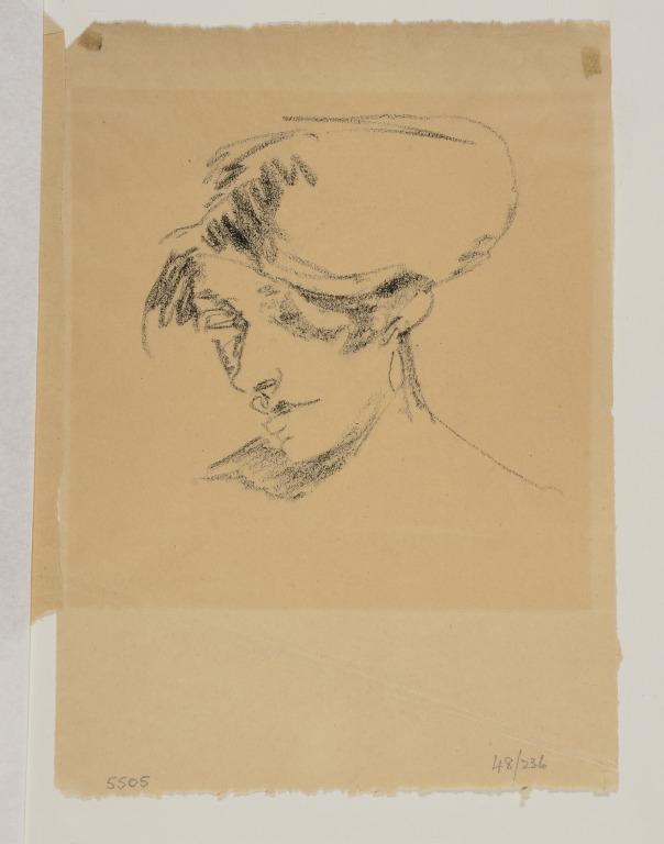 Thérèse Lessore card