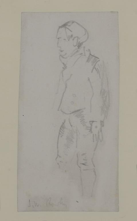 John Weldon Rowley card