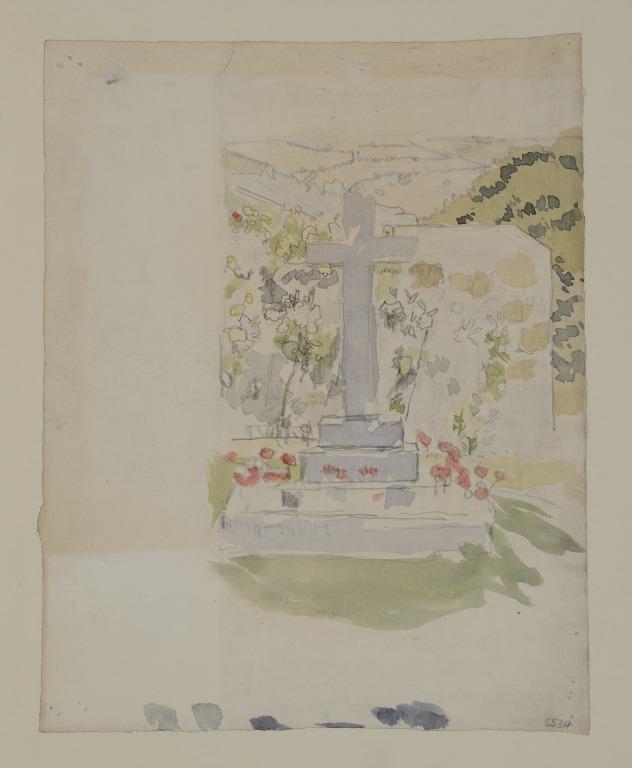 Chagford Churchyard card