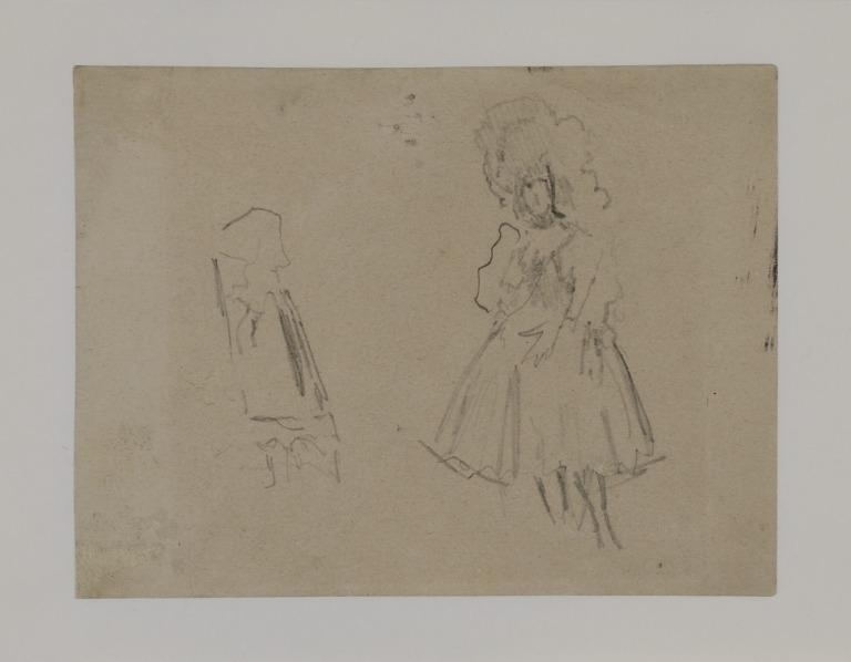 Study for the Sisters Lloyd card