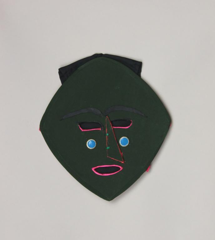 Yum / Queen mask card