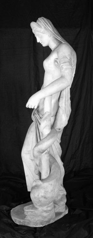 Statue of Aphrodite card