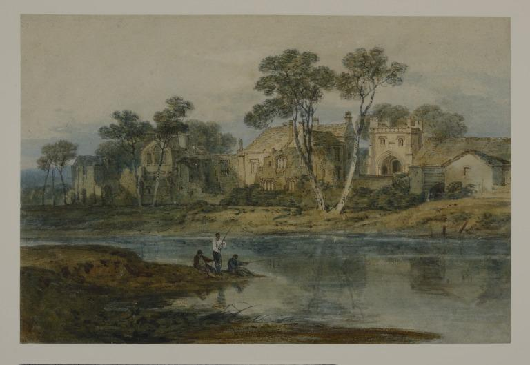 Whalley Abbey card