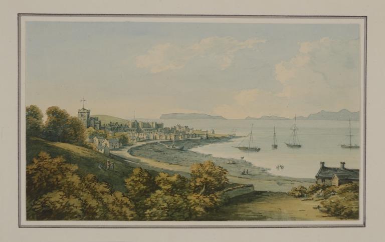 Beaumaris, Anglesea card