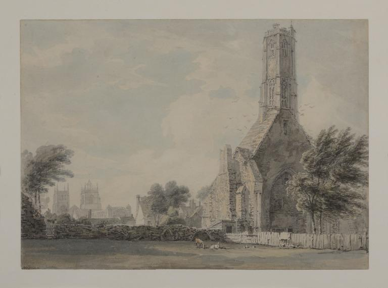 Greyfriars Tower, King's Lynn card