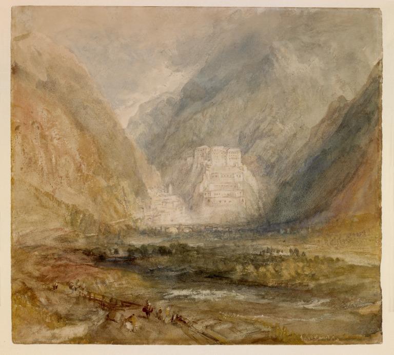 Fort Bard, Val d'Aosta card