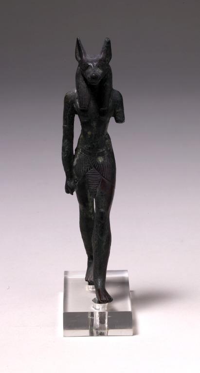 Figure of a Jackal card