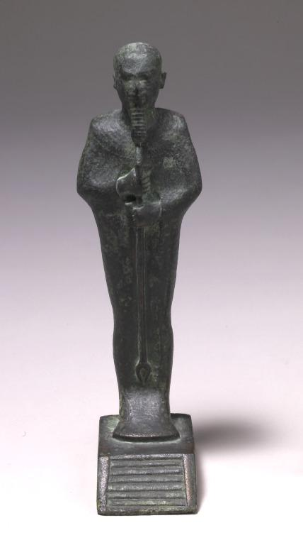Statuette of Ptah card