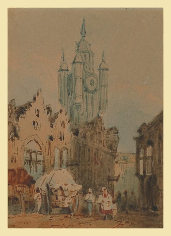 The Belfry, Bergues card