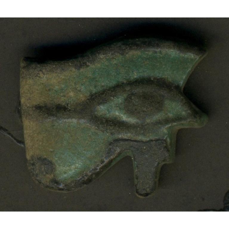 Wedjat Eye Amulet card