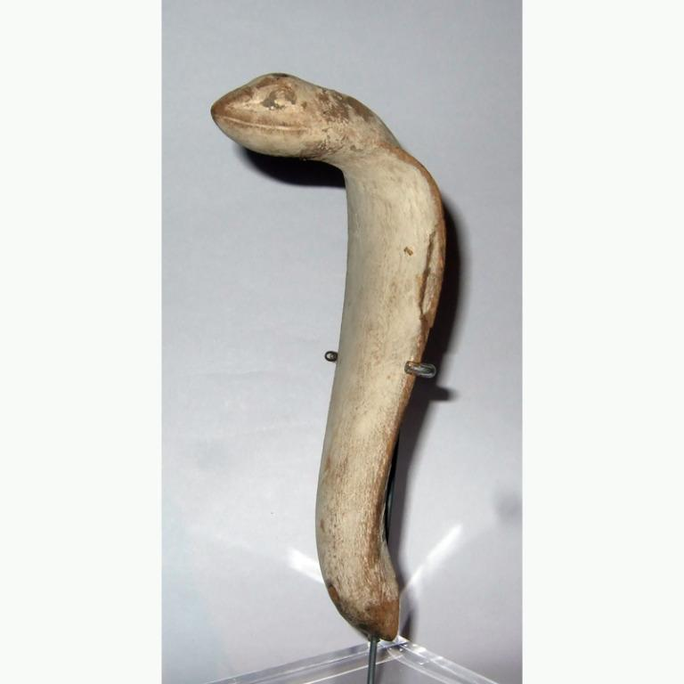 Figure of a Cobra (Uraeus) card