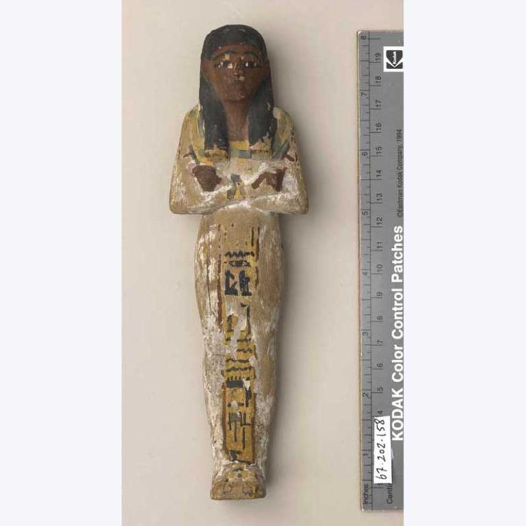 Shabti of User-hat card