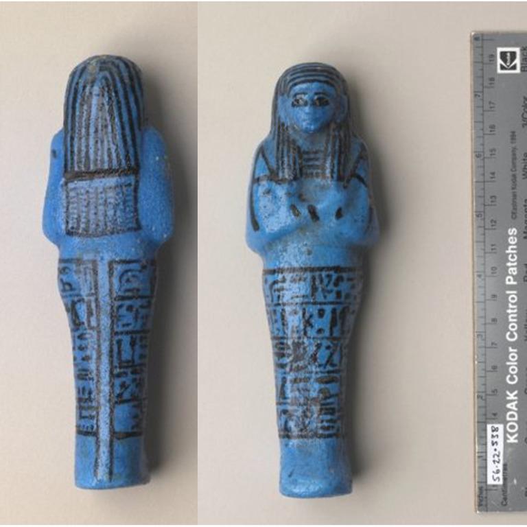 Shabti of Nesy-khonsu card