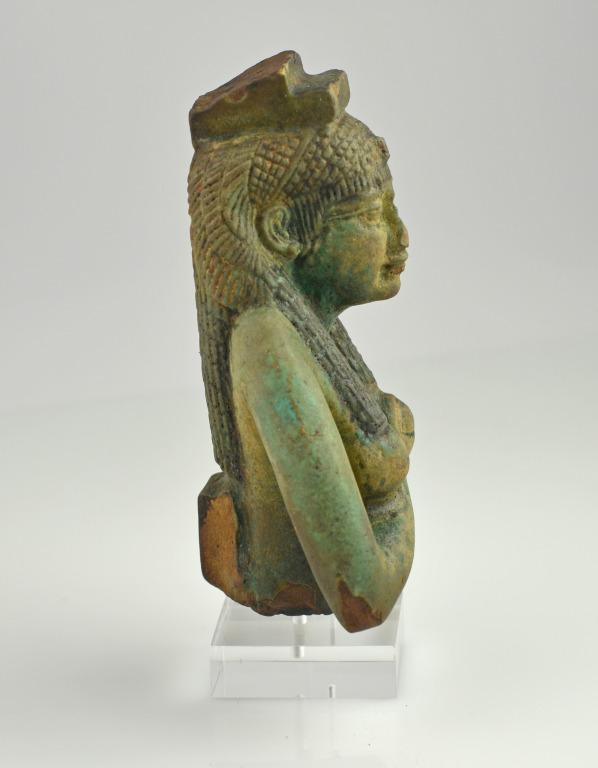 Isis Statuette Fragment card