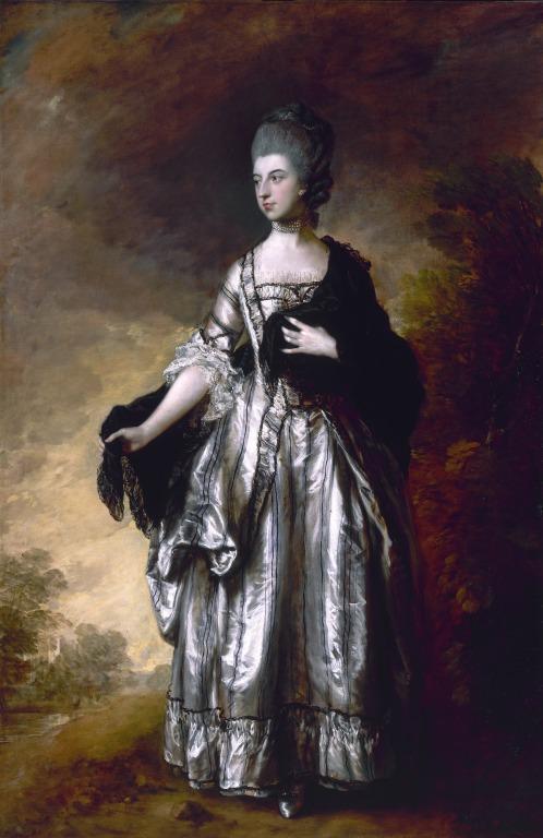 Isabella, Viscountess Molyneux, later Countess of Sefton card