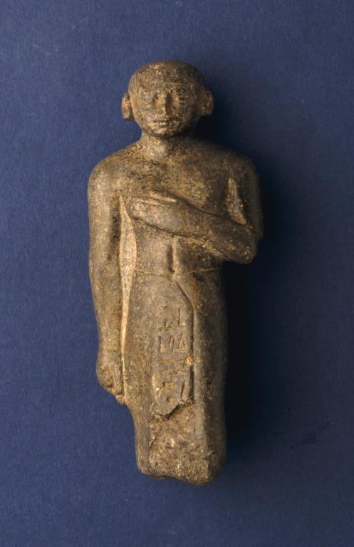 Sculpture of a Man card