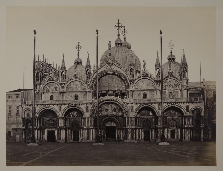 St. Mark's, Venice: the West Front card