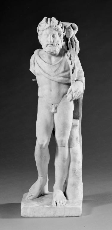 Statuette of Silvanus card
