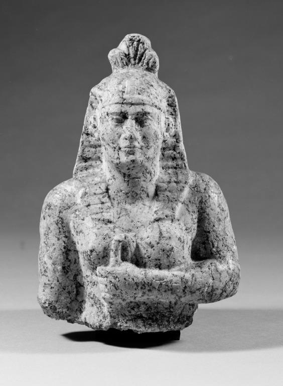 Egyptianising Statue of Female card
