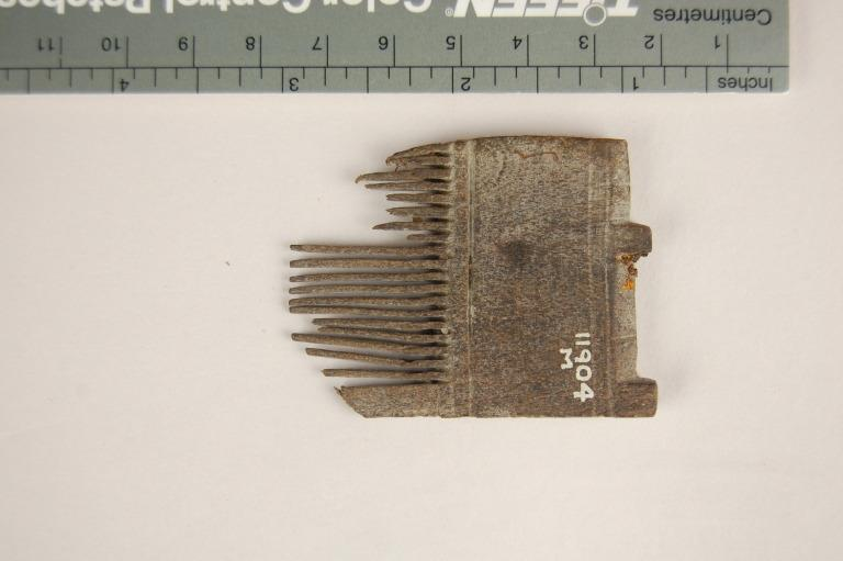 Hair Comb card