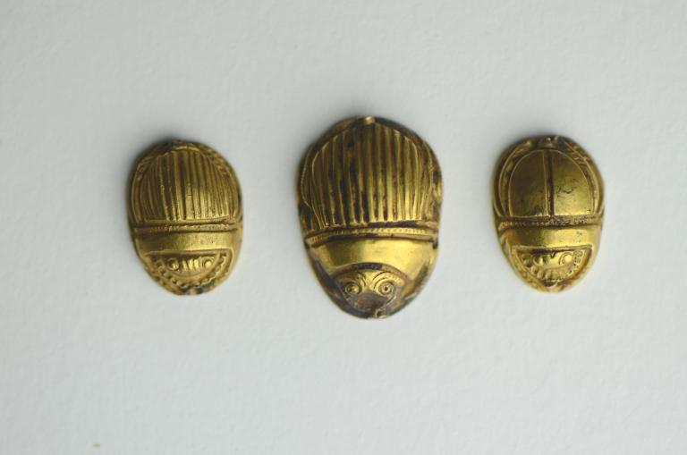 Scarabs (Forgeries) card