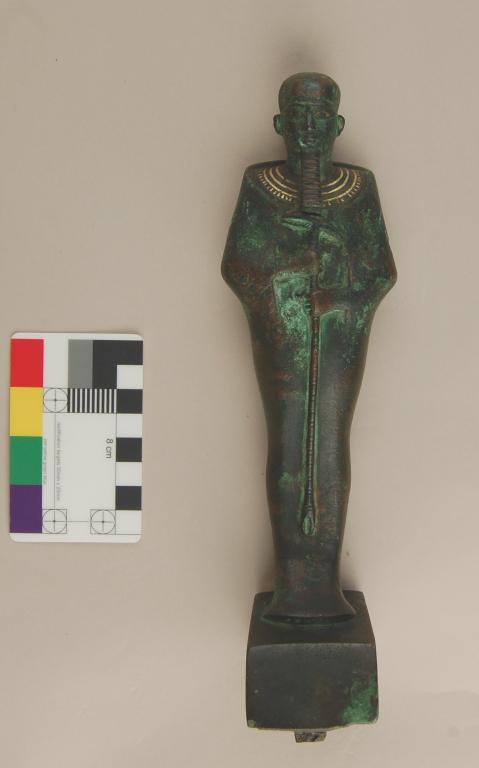 Statue of Ptah card