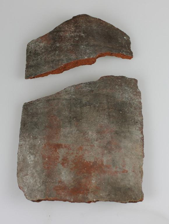 Sherds from large vessel card
