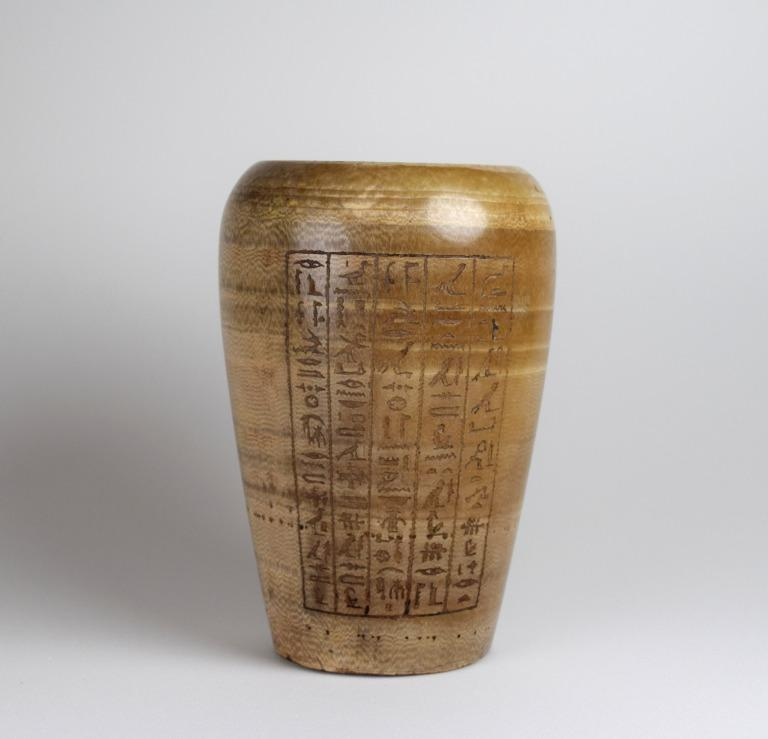 Canopic Jar of Ahmose card