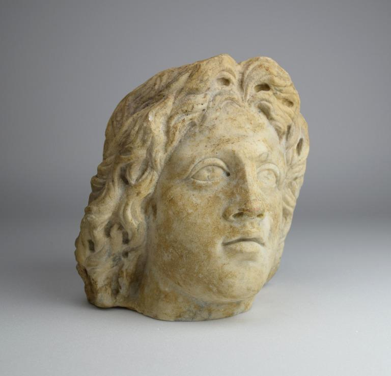 Sculpture of Apollo or Alexander the Great card