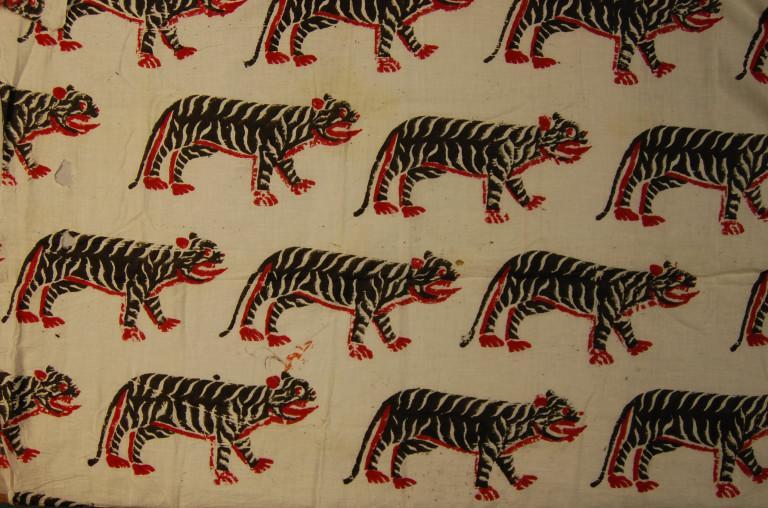 Printing sample card