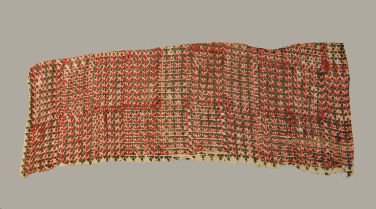 Textile Sample card