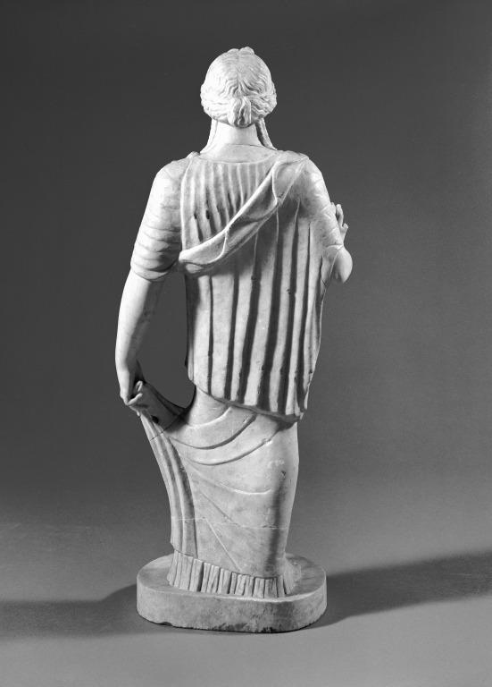 Statuette of Spes card