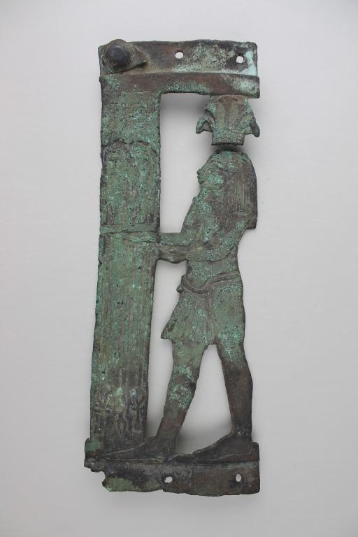 Plaque of the Nile God Hapy card