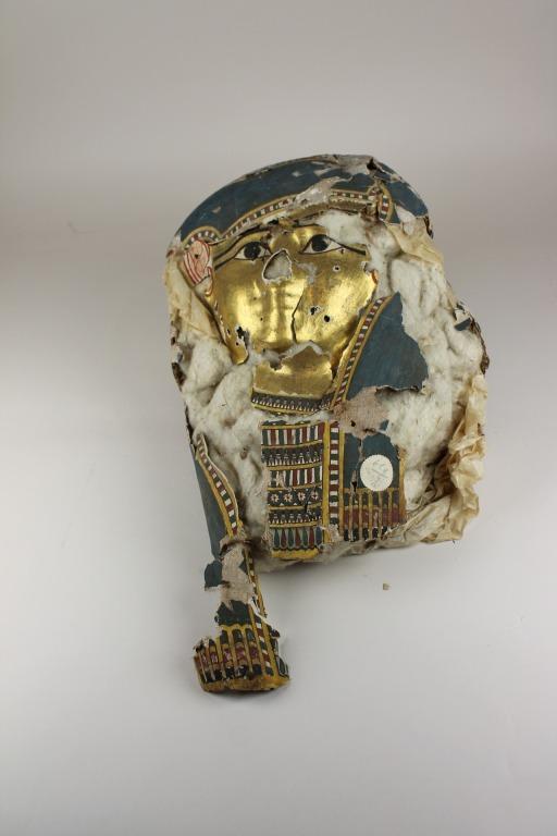 Mummy Mask card