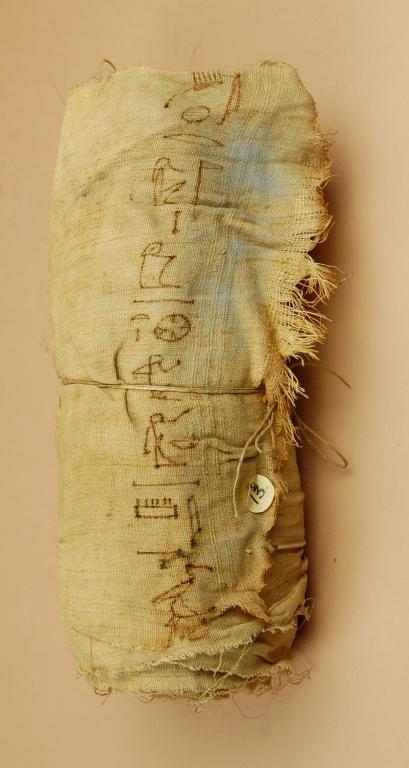 Inscribed Mummy Bandages of Ditamunpaseneb card