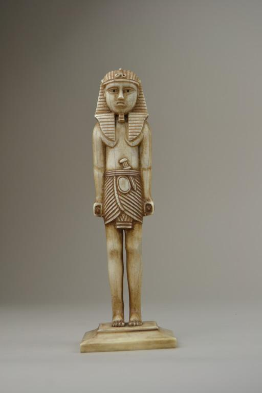 Sculpture of a Pharaoh (Forgery) card