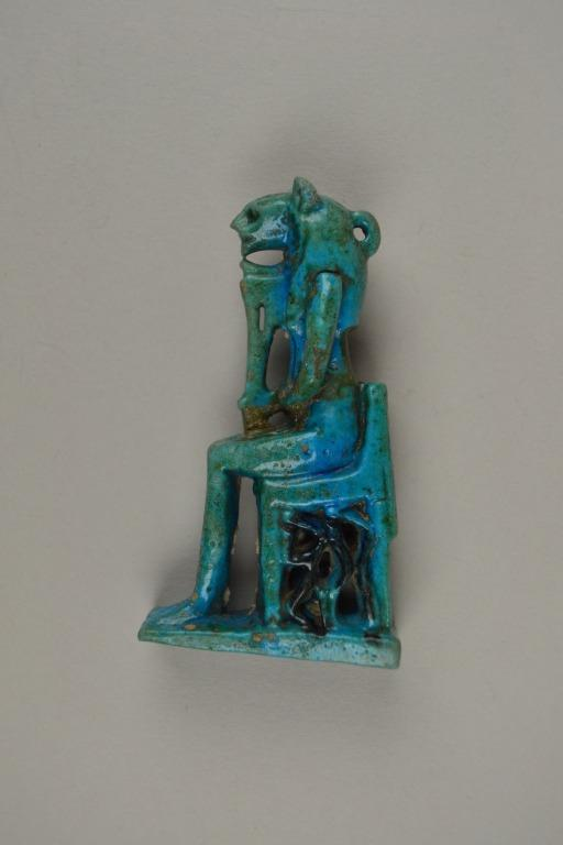 Bastet Amulet card