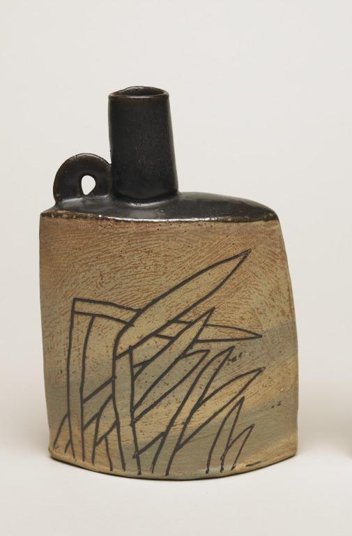 Bottle Flask card