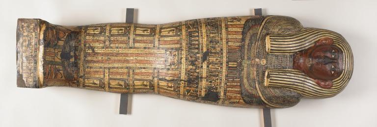Coffin Lid of Padiamunnebnesuttauwy card
