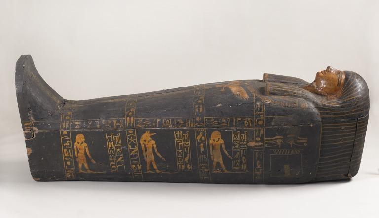 Coffin Box card